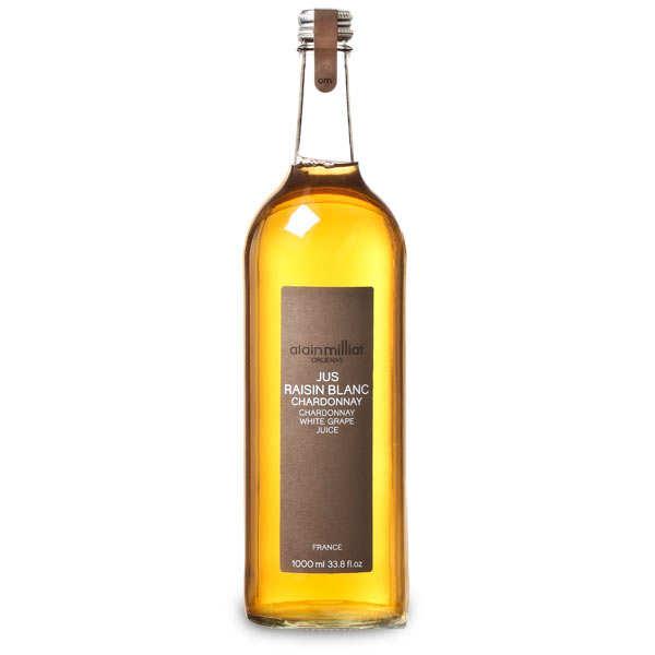 Jus de raisin blanc Sauvignon- Alain Milliat