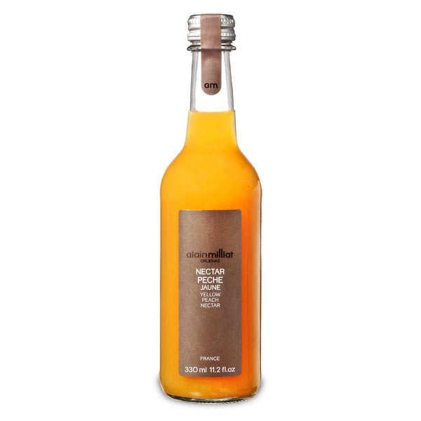 Yellow Peach Nectar- Alain Milliat