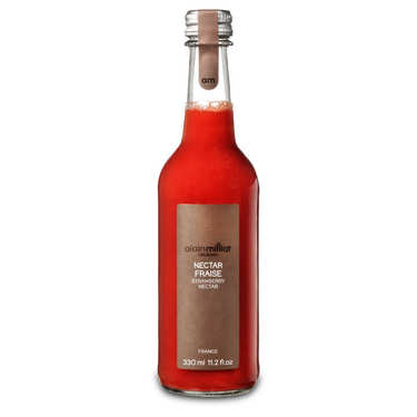 Nectar de fraise - Alain Milliat