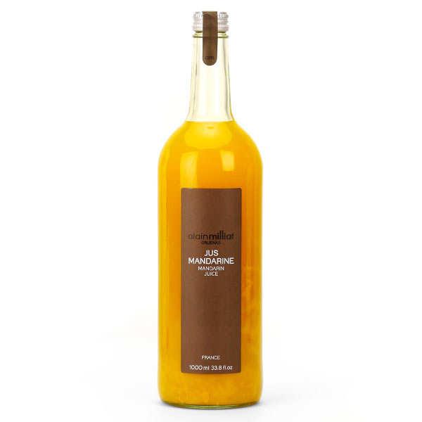 Pur jus de mandarine de Sicile Ciaculli - Alain Milliat