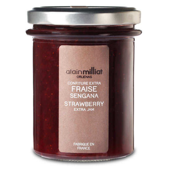 Sengana Strawberry Jam - Alain Milliat