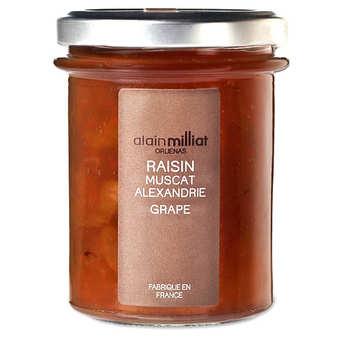 Alain Milliat - Confiture de raisin muscat d'Alexandrie - Alain Milliat