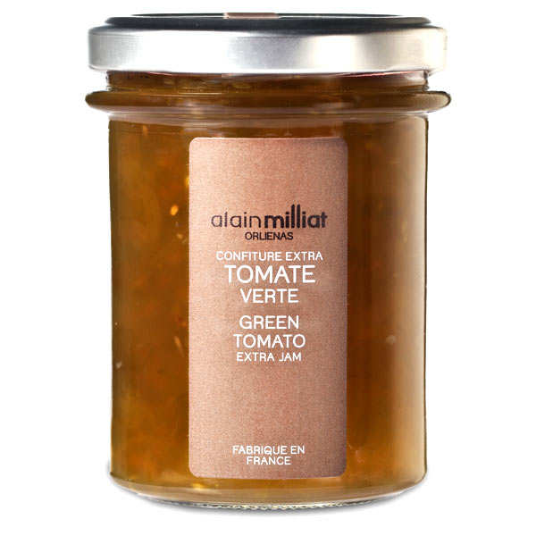 Green Tomato Jam - Alain Milliat