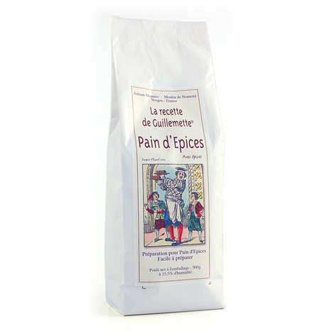 Moulin de Nomexy - Flour for gingerbread