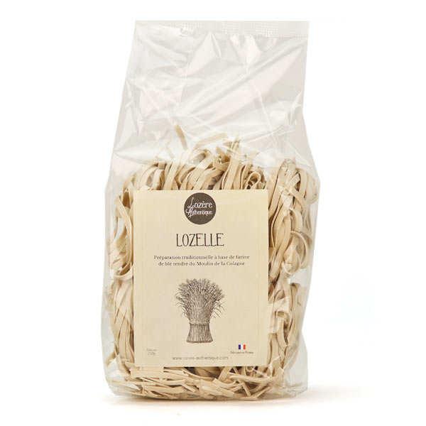 """Lozelle - """"Tagliatelle"""" de blé tendre de Lozère"""