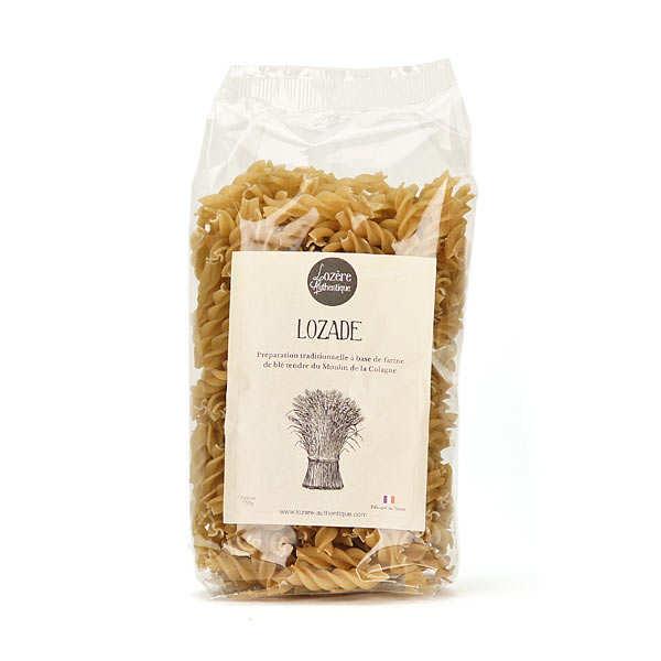 """Lozade - """"Torsade"""" de blé tendre de Lozère"""