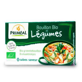 Priméal - Bouillon de légumes bio