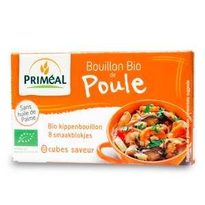 Priméal - Organic Chicken broth cubes