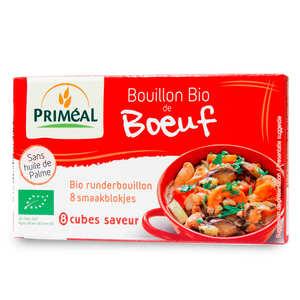 Priméal - Bouillon de boeuf bio