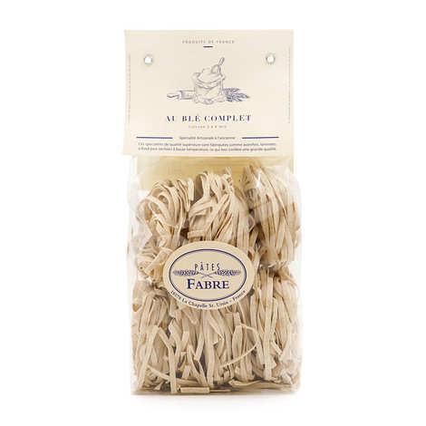 Pâtes Fabre - Whole wheat pasta