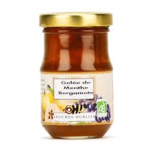 Oh ! Légumes oubliés - Gelée de menthe bergamote bio