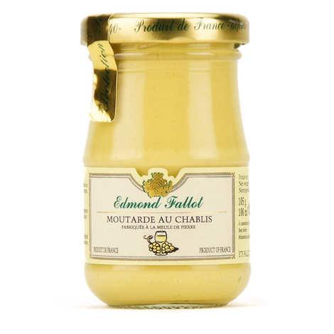 Fallot - Moutarde de Dijon au Chablis