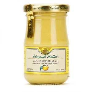 Fallot - Moutarde de Dijon au Yuzu