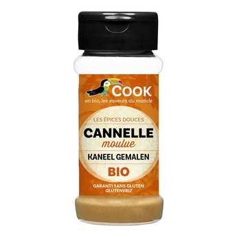 Cook - Herbier de France - Cannelle en poudre bio