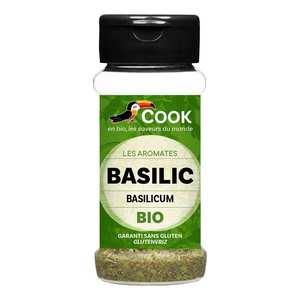 Cook - Herbier de France - Basilic feuilles bio