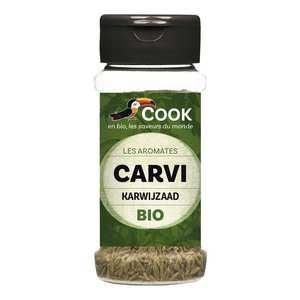 Cook - Herbier de France - Carvi graines bio