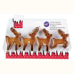 Wilton - Reindeer Cutter Set