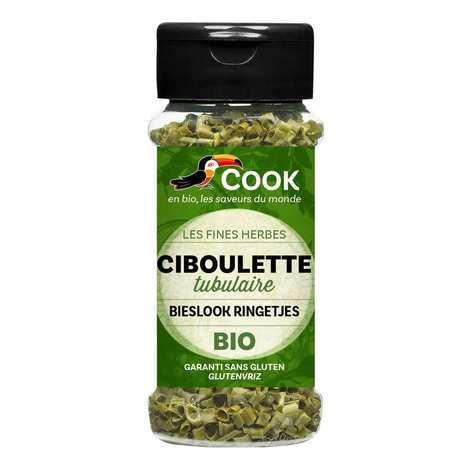 Cook - Herbier de France - Ciboulette déshydratée bio