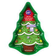 Wilton - Christmas Tree Cake Pan