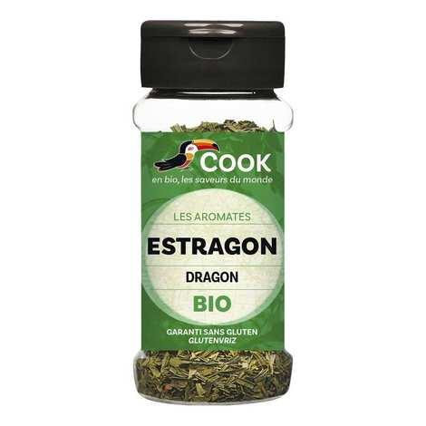 Cook - Herbier de France - Estragon feuilles bio