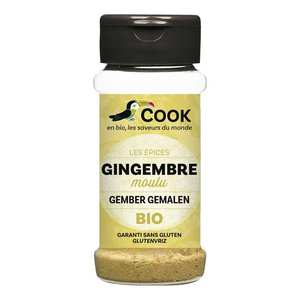 Cook - Herbier de France - Organic Ginger Powder
