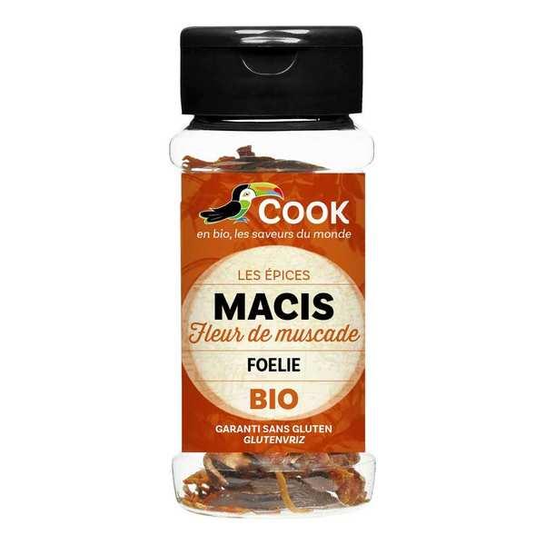Whole mace organic