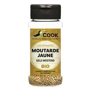 Cook - Herbier de France - Yellow mustard organic