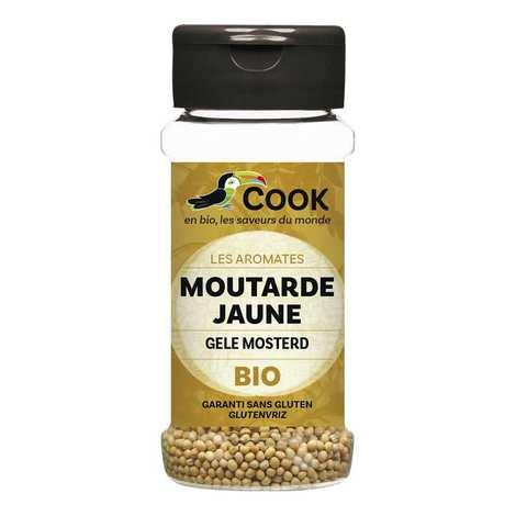 Cook - Herbier de France - Graines de moutarde jaune bio