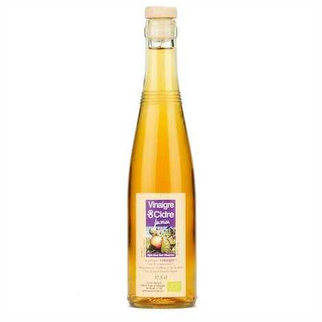 Aigre-doux Sud Cévennes - Vinaigre artisanal de cidre bio sans sulfite