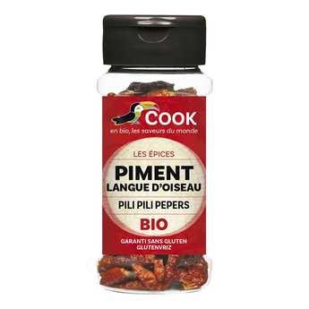 Cook - Herbier de France - Piment langues d'oiseaux bio