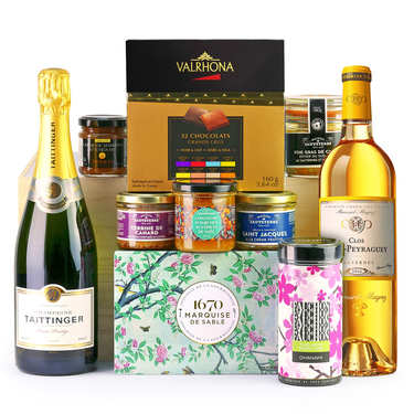 Gourmet passion crate