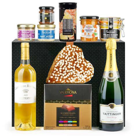 BienManger paniers garnis - Gourmet Passion Gift Crate