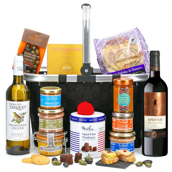 The big French gourmet hamper