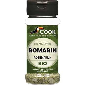 Cook - Herbier de France - Romarin feuilles bio