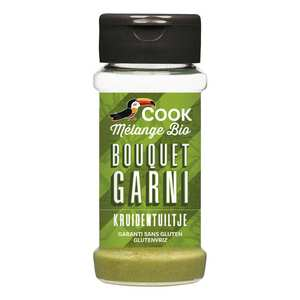 Cook - Herbier de France - Bouquet garni bio