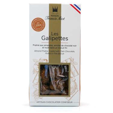 Les Galipettes - bonbon chocolat praliné