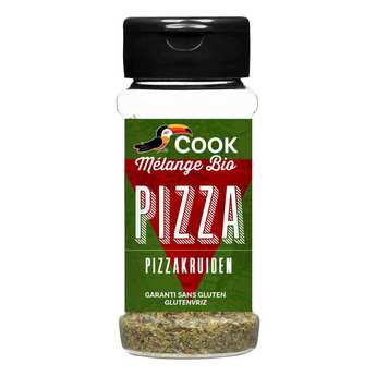 Cook - Herbier de France - Organic pizza seasoning