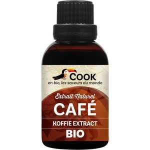 Cook - Herbier de France - Arôme naturel de café bio
