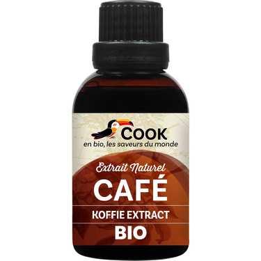 Natural organic coffee aroma