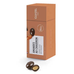 Michel Cluizel - Caramelised Almonds by Michel Cluizel