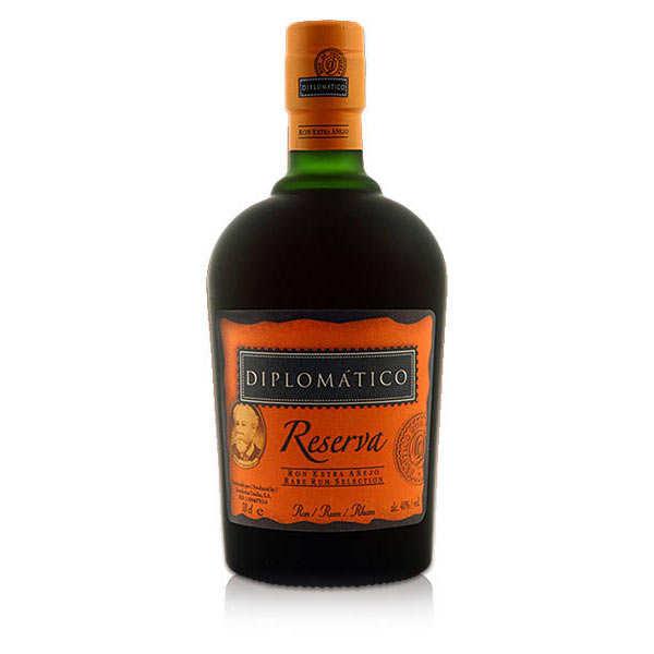 Diplomatico Reserva - Rum of Venezuela - 40%