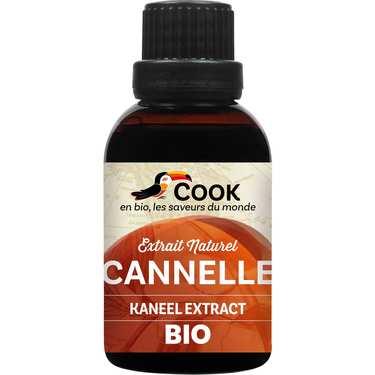 Arôme naturel de cannelle bio