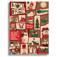 Moo Free - Organic Milk Chocolate Advent Calendar dairy free