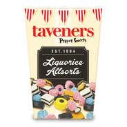 Taverners - Taveners Liquorice Allsorts