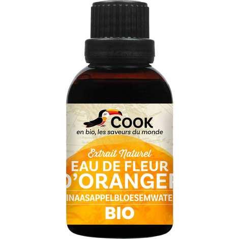 Cook - Herbier de France - Eau de fleur d'oranger bio