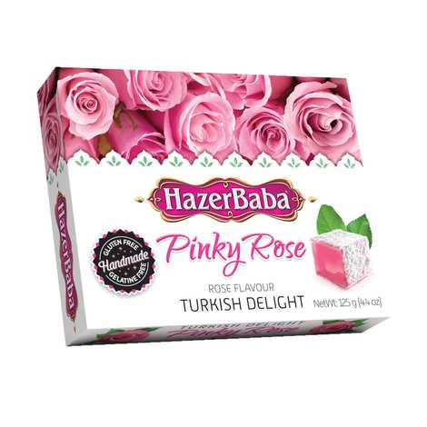 Hazer Baba loukoums - Loukoums à la rose