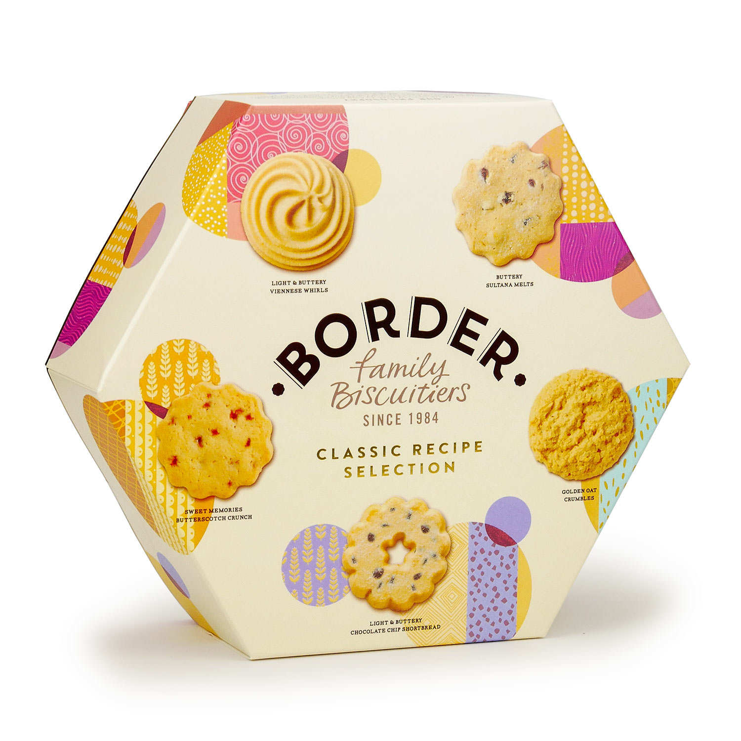 Border Scottish Biscuit Selection