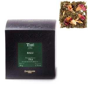 "Dammann frères - Bali green tea in ""Cristal"" sachets by Dammann Frères"