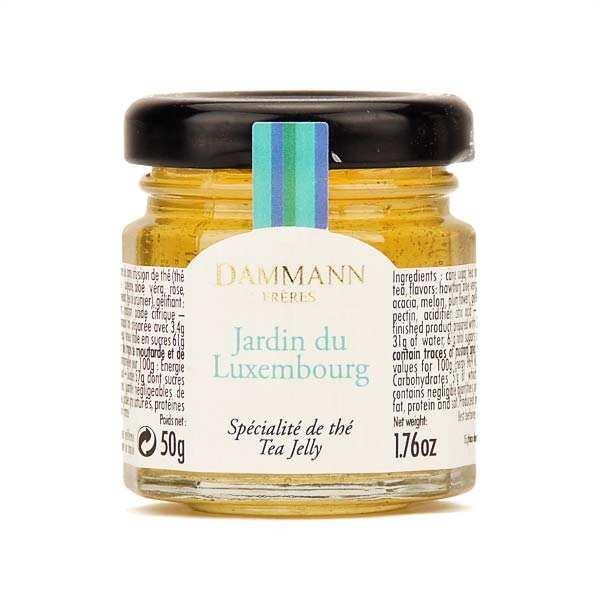 """Tea """"Jardin du Luxembour"""" jelly - Dammann frères"""