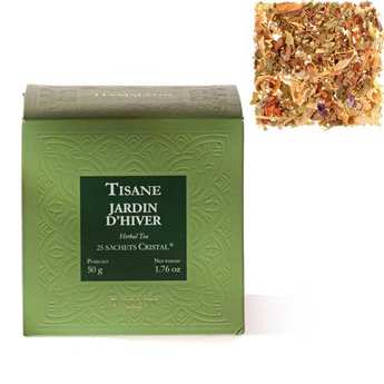 Dammann frères - Jardine d'Hiver Herbal tea by Dammann Frères